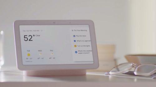 Огляд розумного дисплея Google Home Hub