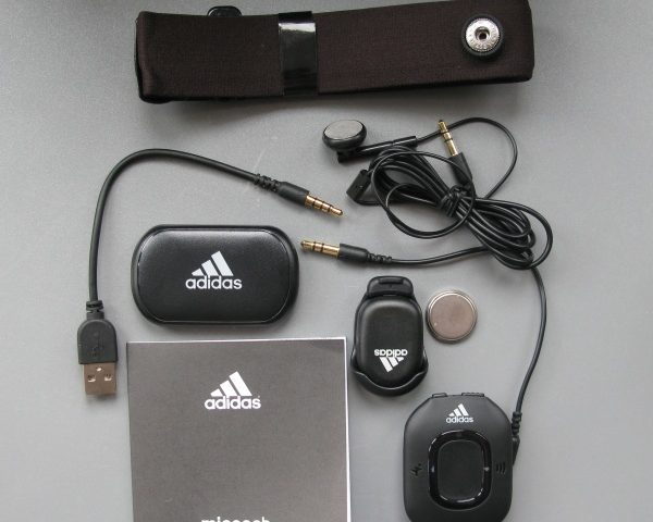 Аdidas micoach pacer tracker