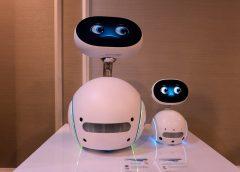 ASUS ZENBO Junior robot – new smart home  assistant