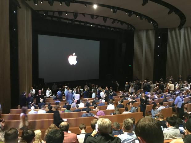 презентация Apple 2019