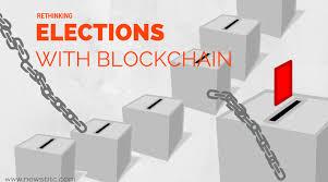 блокчейн и выборы