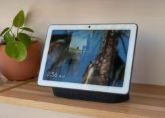 Google nest Hub max смарт-дисплей