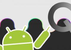 нова Android Q