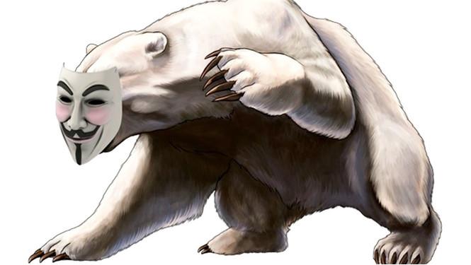 російські хакери енергетичний ведмідь