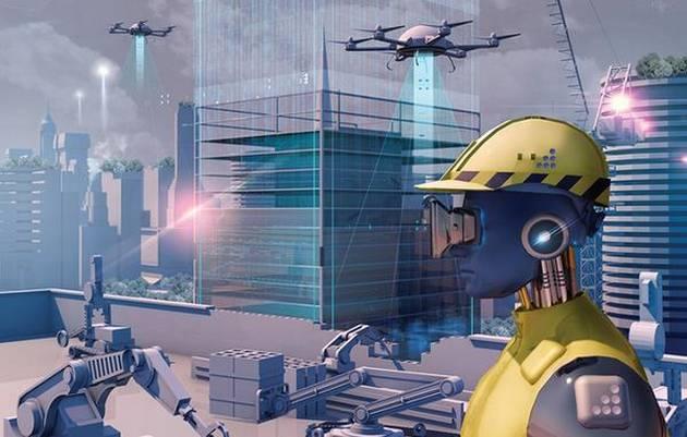 штучний інтелект на будівництві