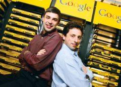 Хто заснував Гугл? Цікаві факти про перші роки існування компанії Google
