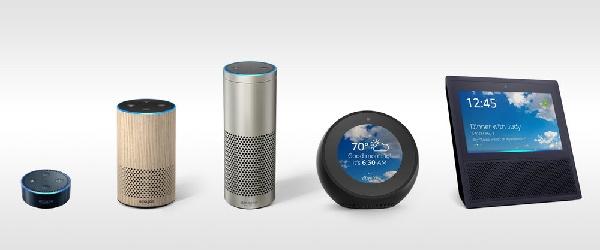 Amazon Echo: сравнение различных моделей