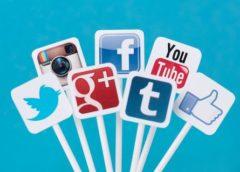 рейтинг найпопулярніших соціальних мереж