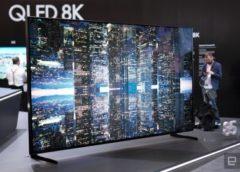 8K телевізор: все, що потрібно знати про футуристичну роздільну здатність