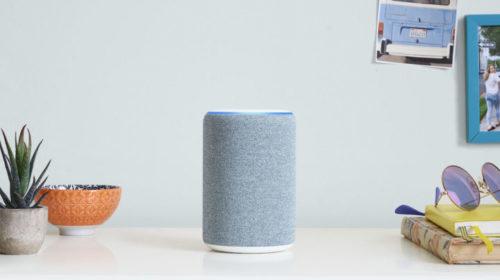 розумний динамік Amazon Echo