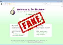 фейковий Tor Browser