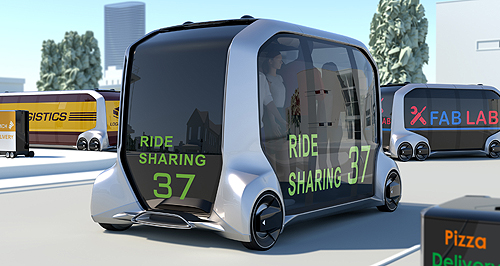 транспорт майбутнього