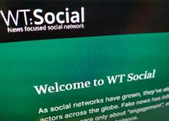 wt social нова соціальна мережаа
