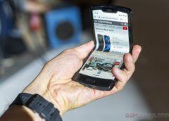 кладний смартфон Motorola Razr запуститься в продаж 6 лютого