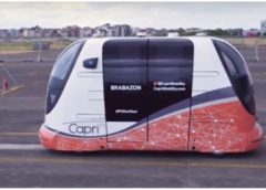 Безпілотні автономні транспортні таксі: Великобританія починає випробовування CAPRI