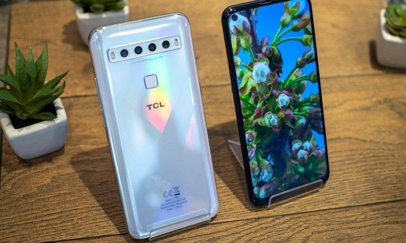 TCL 10 найдешевший 5G телефон
