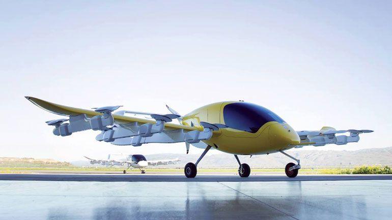 Toyota задумується над створенням електричних повітряних таксі