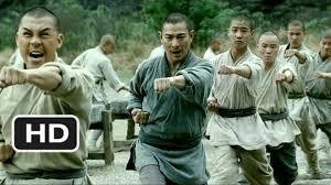 Найкращі безкоштовні ютуб фільми, які можна подивитися онлайн Shaolin