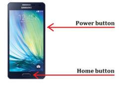 Прості способи як зробити скріншот на телефонах Самсунг та інших телефонах на Андроїд