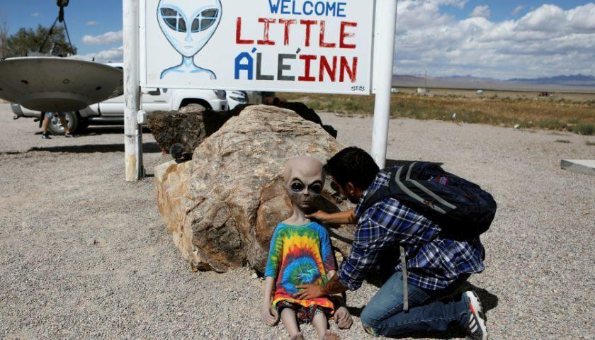 Що таке Зона 51 (Area 51)