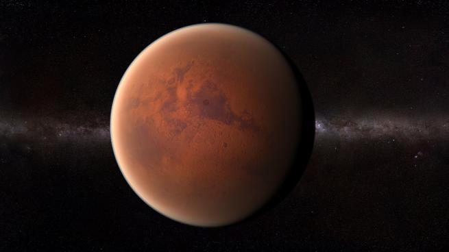 Цікаві факти про Марс: червона планета