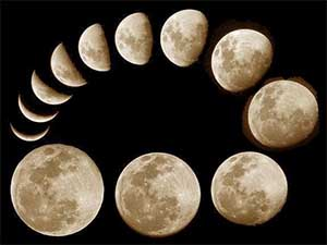 Фази місяця: які бувають та що означають?