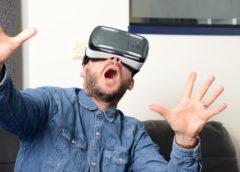 Окуляри віртуальної реальності та шолом віртуальної реальності: як вони працюють