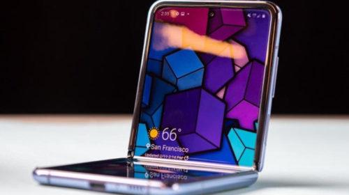Samsung, очевидно, працює над першим дешевим складним телефоном