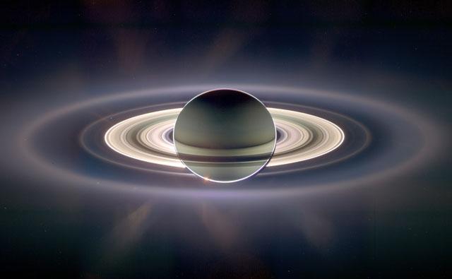 Цікаві факти про Сатурн: супутники планети Сатурн, кільця, атмосфера