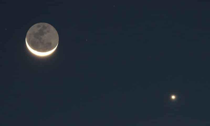 Как найти Венеру на небе?