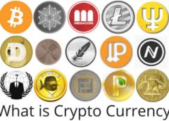 о таке криптовалюта