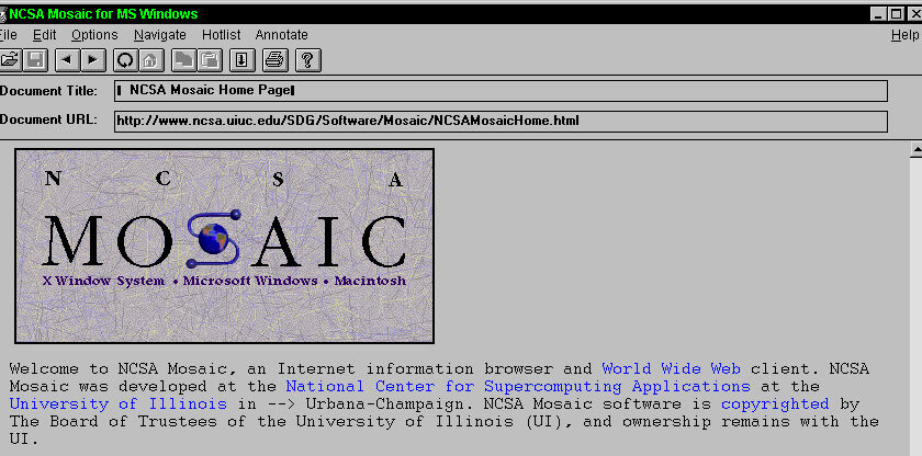 Перші веб-браузери: історія як вони виникли