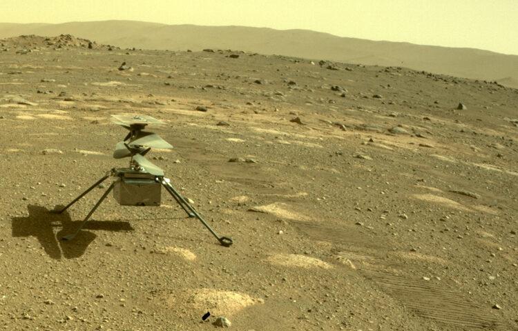 Марсіанський вертоліт NASA - Ingenuity: що потрібно знати перед його першим польотом